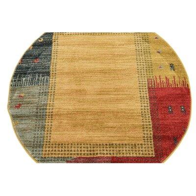 Bhakta Tan Indoor/Outdoor Area Rug