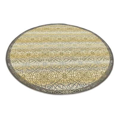 Victoria Beige Indoor/Outdoor Area Rug Rug Size: 4 x 6