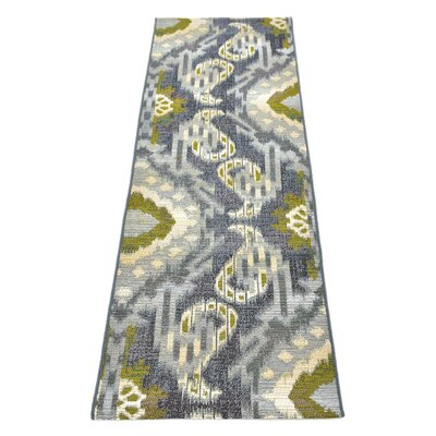 Victoria Blue Indoor/Outdoor Area Rug Rug Size: 4 x 6