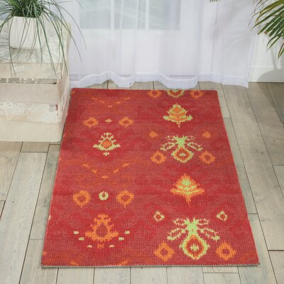 Tahani Spice Area Rug