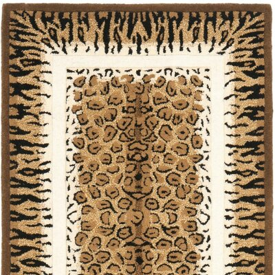 Alfonse Handmade Assorted Area Rug Rug Size: Round 4