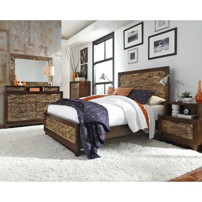Adonia Panel Customizable Bedroom Set