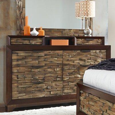 Adonia 8 Drawer Standard Dresser