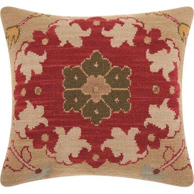 Mehaya Wool Throw Pillow