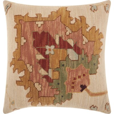Firman Wool Throw Pillow