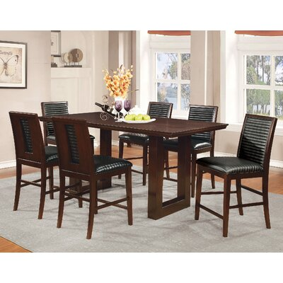 Lhrizi Group Counter Height Dining Table