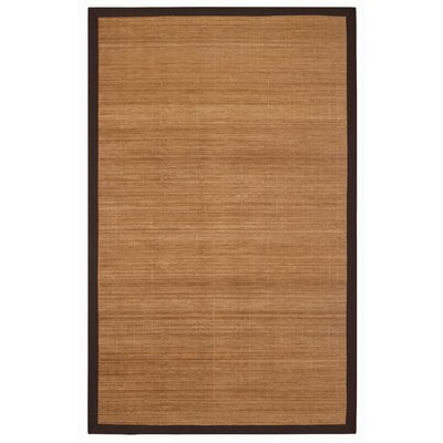 Govinda Natural Area Rug Rug Size: Rectangle 6 x 9