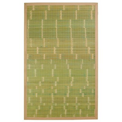 Govinda Green Area Rug Rug Size: Rectangle 2 x 3