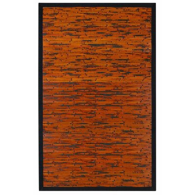 Govinda Brown Area Rug Rug Size: 5 x 8