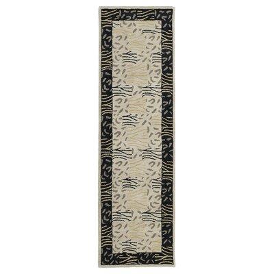 Fedna Linen Rug Rug Size: Runner 23 x 76