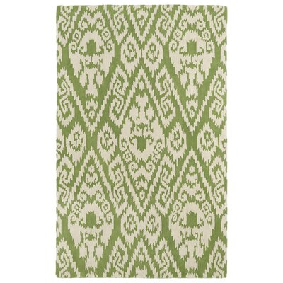 Roskilde Green Area Rug Rug Size: Rectangle 3 x 5