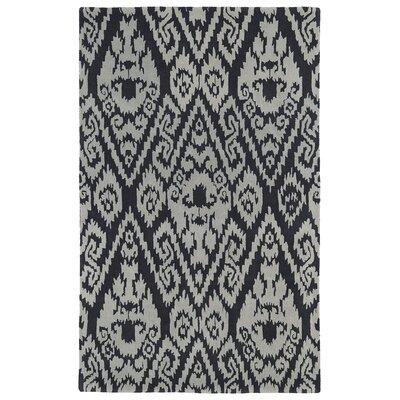 Roskilde Grey Area Rug Rug Size: Rectangle 8 x 11