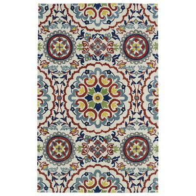 Kasa Area Rug Rug Size: Rectangle 8 x 10