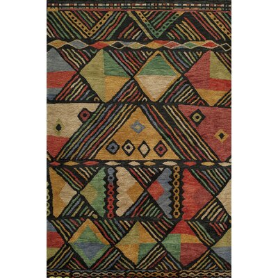 Zaria Hand-Knotted Rug Rug Size: Rectangle 36 x 56