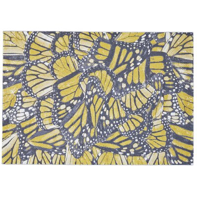 Jolana Abstract Area Rug Rug Size: 5 x 8