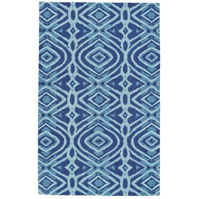 Farlend Hand Tufted Lunar Indoor/Outdoor Area Rug Rug Size: 5 x 8