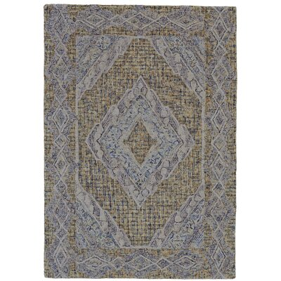 Haeli Hand-Tufted Area Rug Rug Size: Rectangle 36 x 56