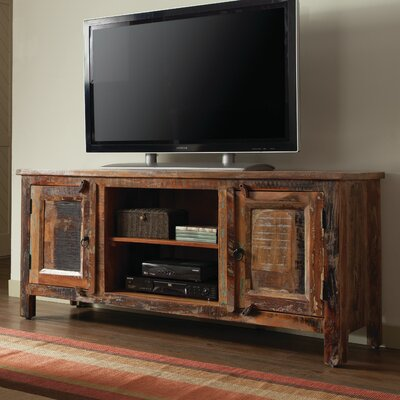 Zachariah Reclaimed Wood TV Stand