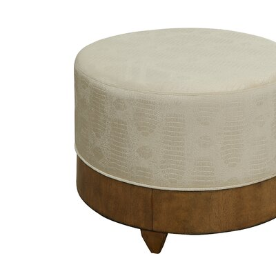 Hornice Round Ottoman