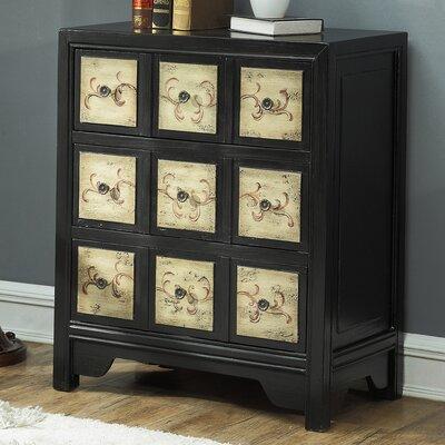 Honbice 3 Drawer Standard Dresser