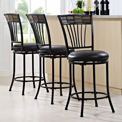 Kyson 41.5 Swivel Bar Counter Stool