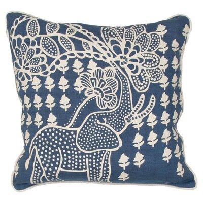 Purti Linen Throw Pillow