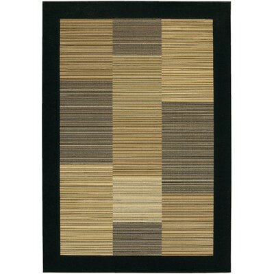 Amsbry Yellow/Gray Area Rug Rug Size: Octagon 311