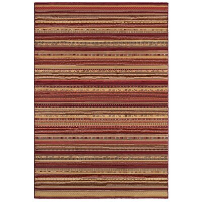 Char Rug Rug Size: Rectangle 92 x 129