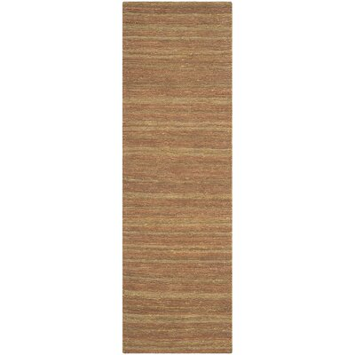 Elaine Gold Area Rug Rug Size: Rectangle 8 x 10