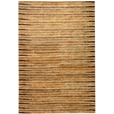 Ibrahim Brown Area Rug Rug Size: Runner 26 x 12