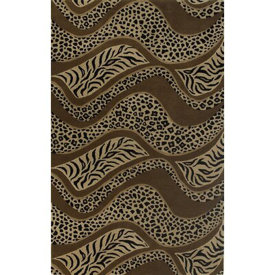 Sasha Exotics Rug Rug Size: Rectangle 5 x 8
