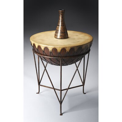 Brodie Drum End Table