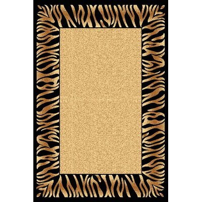 Sarah Cream Area Rug Rug Size: Rectangle 53 x 77