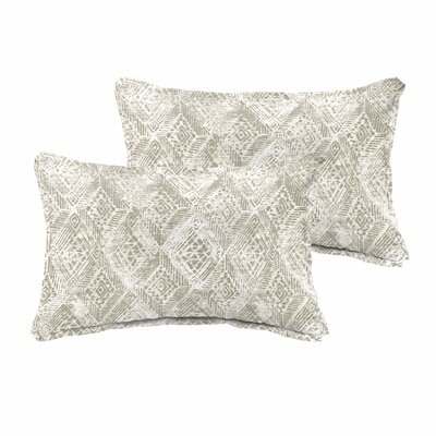Caterina Indoor/Outdoor Rectangular Lumbar Pillow