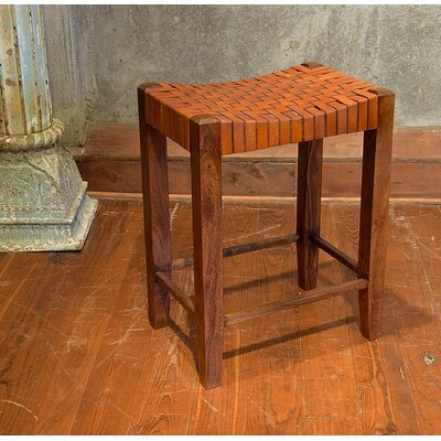 Gambino 26 Bar Stool Bar Stool Finish: Apricot