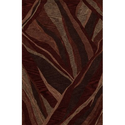 Sanders Hand-Tufted Canyon Area Rug Rug Size: Rectangle 36 x 56