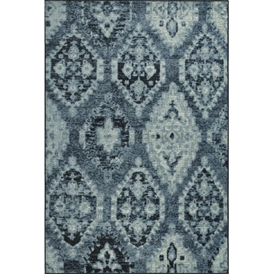 Callen Denim Area Rug Rug Size: Rectangle 411 x 75