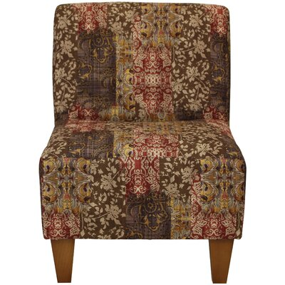 Damion Armless Slipper Chair Upholstery: Toffee