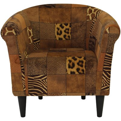 Ronda Padded Barrel Chair