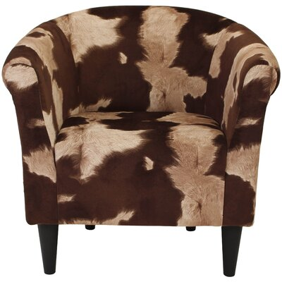 Ronda Upholstered Barrel Chair