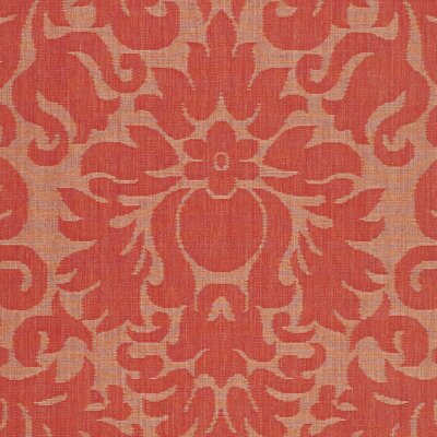 Catori Red Solid Outdoor Area Rug Rug Size: 710 x 11