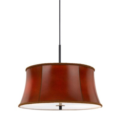 Rodolfo 2-Light Drum Pendant