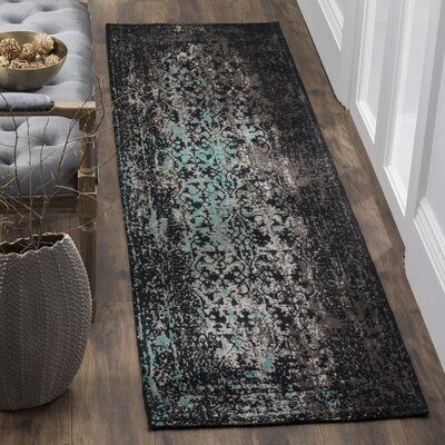 Kheir Multi-Colored Area Rug Rug Size: Round 6