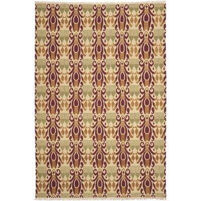 Youssef Lavender Henna Area Rug Rug Size: 6 x 9