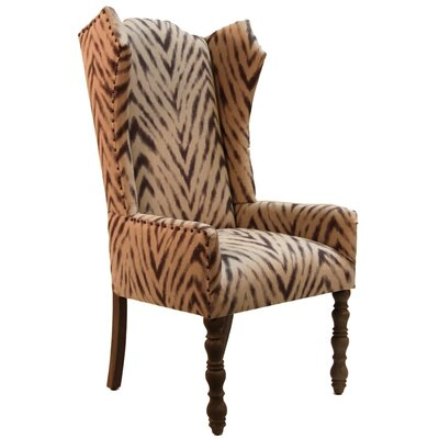 Veronica Amir Cumin Arm Chair Body Fabric: Amir Cumin