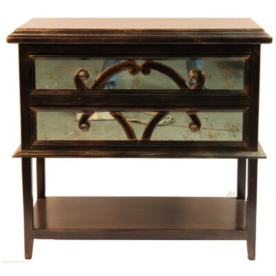 Adonis 2 Drawer Nighststand