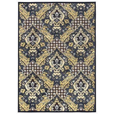 Parakh Tan Area Rug Rug Size: Rectangle 53 x 77