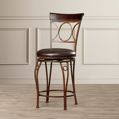 Rosalia 24 Swivel Bar Stool