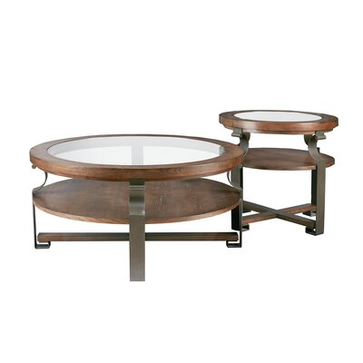 Jarvis Round 2 Piece Coffee Table Set