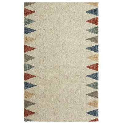 Santina Beige Area Rug Rug Size: Rectangle 5 x 8